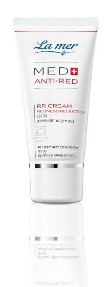 La mer Med+ Anti-Red Redness Reduction Cream SPF 30