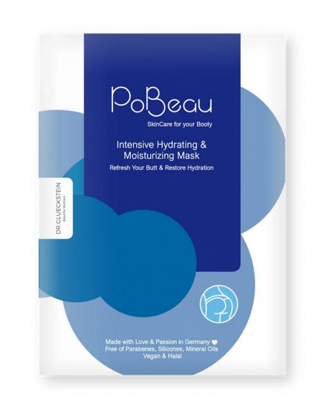 PoBeau Intensive Hydrating & Moisturizing Mask 1 Stk.