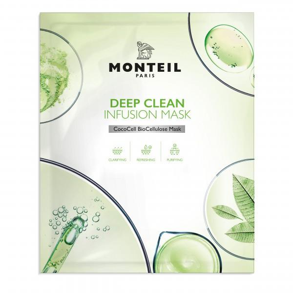 Monteil Deep Clean Infusion Maske 1 Stk.