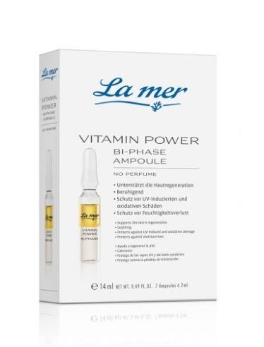 La mer Ampulle Vitamin Power