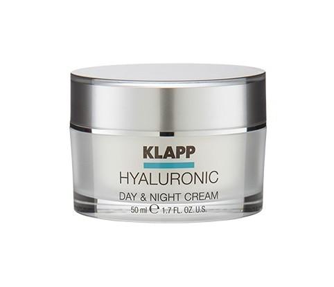 Klapp Hyaluronic Day & Night Cream 50 ml