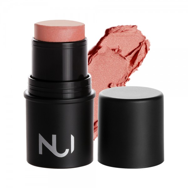 NUI Cosmetics Cream Blush for Cheek, Eyes & Lips in 4 Farben