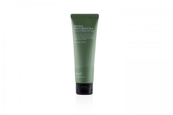 Benton Deep Green Cleansing Foam