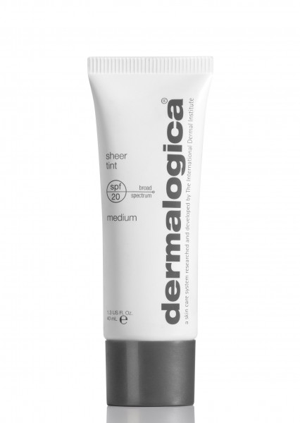 Dermalogica Colour Line Sheer Tint SPF 20 (medium) Moisturizer 40 ml