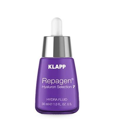 Klapp REPAGEN® HYALURON SELECTION 7 HYDRA FLUID 30 ml