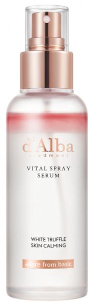 d'Alba White Truffle Vital Spray Serum