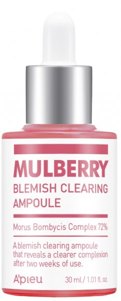 Apieu Mulberry Blemish Clearing Ampoule