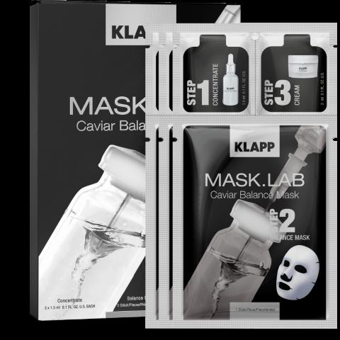 Klapp Mask Lab Caviar Balance Mask