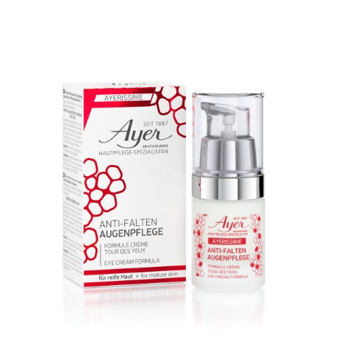 Ayer Ayerissime Anti-Falten Augenpflege 20 ml