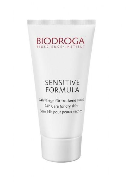 Biodroga Sensitive Formula 24h Pflege 50 ml