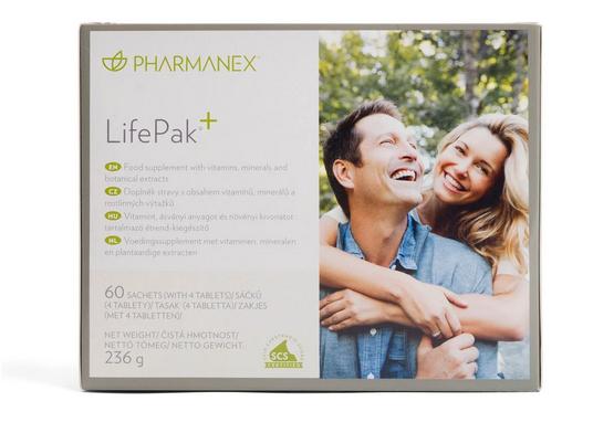 Nu Skin Pharmanex LifePak®+ Nahrungsergänzung