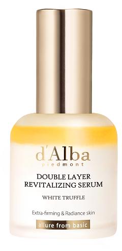 d'Alba White Truffle Double Layer Revitalizing Serum