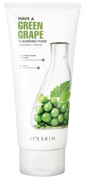 It'S SKIN Have a Greengrape Cleansing Foam 150 ml