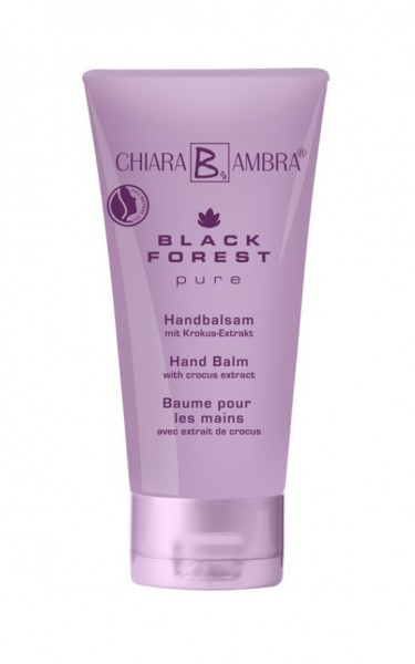 CHIARA AMBRA Black Forest Pure Handbalsam 50 ml