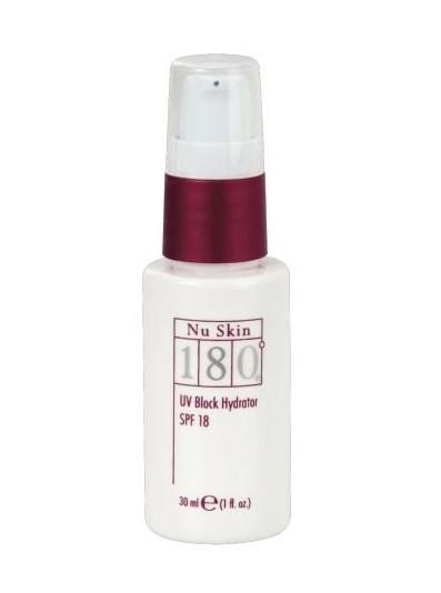 Nu Skin 180° UV Block Hydrator SPF 18 - 30 ml