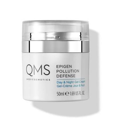 QMS Medicosmetics Epigen Pollution Defense Day & Night Gel-Cream 50 ml
