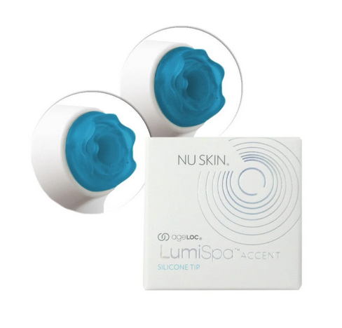 Nu Skin ageLOC LumiSpa Accent Silicone Tips