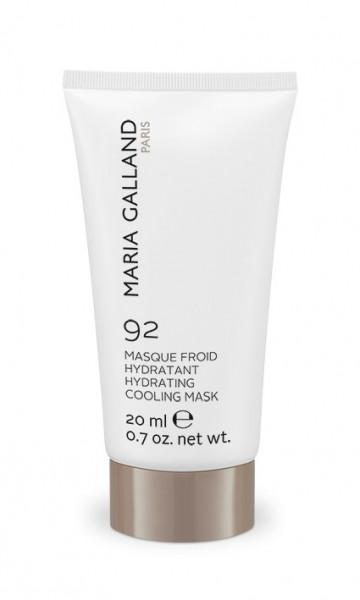 Maria Galland 92 Masque Froid Hydratant (klein) 20 ml