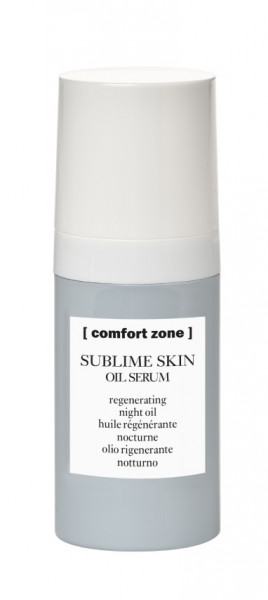 Comfort Zone Sublime Skin Oil Serum 50+