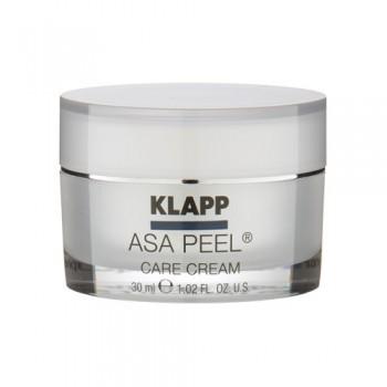 Klapp Asa Peel Care Cream Nachtcreme 30 ml