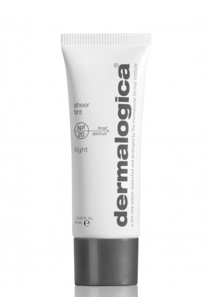 Dermalogica Colour Line Sheer Tint SPF 20 (light) Moisturizer 40 ml