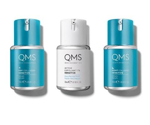QMS Medicosmetics Collagen System Sensitive 3x5,5 ml