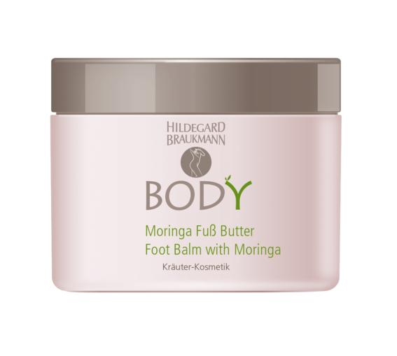 Hildegard Braukmann Body Moringa Fuß Butter 100 ml