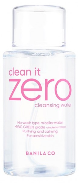 Banila Co Clean it Zero Cleansing Water