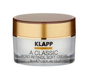 Klapp A Classic Micro Retinol Soft Cream 30 ml