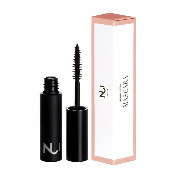 NUI Cosmetics Natural Mascara in 2 Farben