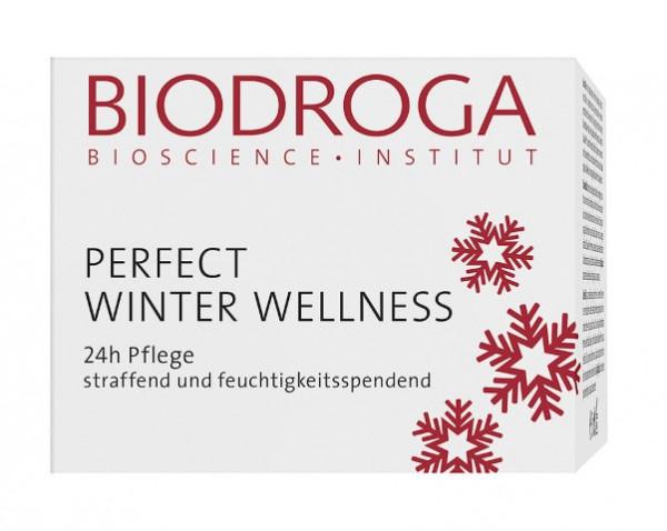 Biodroga Perfect Winter Wellness 24h Pflege 50 ml