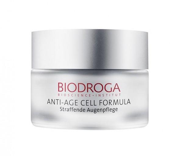 Biodroga Anti-Age Cell Formula Straffende Augenpflege 15 ml