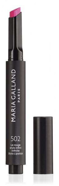 Maria Galland 502 Le Rouge Stylo Infini Lipstick