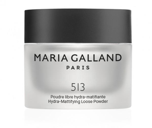 Maria Galland 513 Poudre Libre Hydra-Matifiante 8,5g