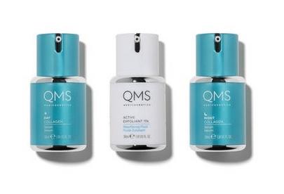 QMS Medicosmetics Collagen System 3x5,5 ml