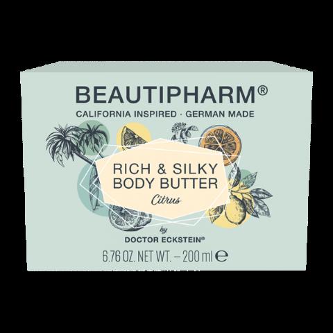 Doctor Eckstein Beautipharm Rich & Silky Body Butter Citrus