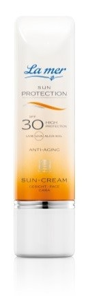 La mer Sun Protection Sonnencreme LSF 30 Gesicht - Anti Age