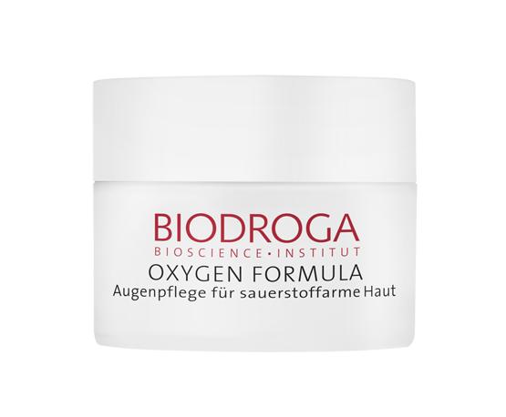Biodroga Oxygen Formula Augenpflege 15 ml