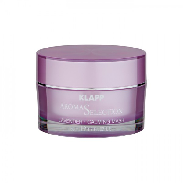 Klapp Aroma Selection Lavender Calming Mask 50 ml