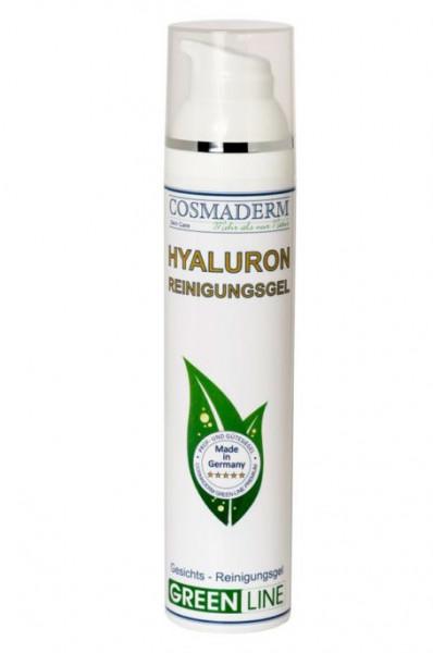 Cosmaderm Hyaluron Reinigungsgel 200 ml