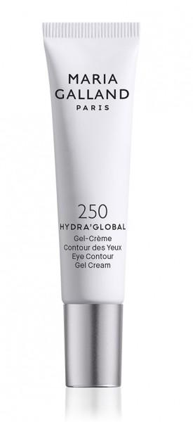 Maria Galland 250 HYDRA'GLOBAL Gel Crème Contour des Yeux 15 ml