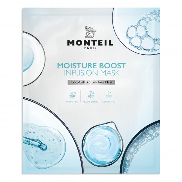 Monteil Moisture Boost Infusion Maske 1 Stk.