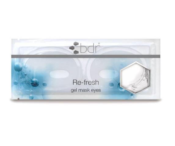 bdr Re-fresh Gel Mask Eyes 5 Stk.