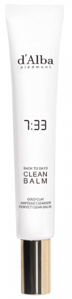 d'Alba Back to days Cleansing Balm