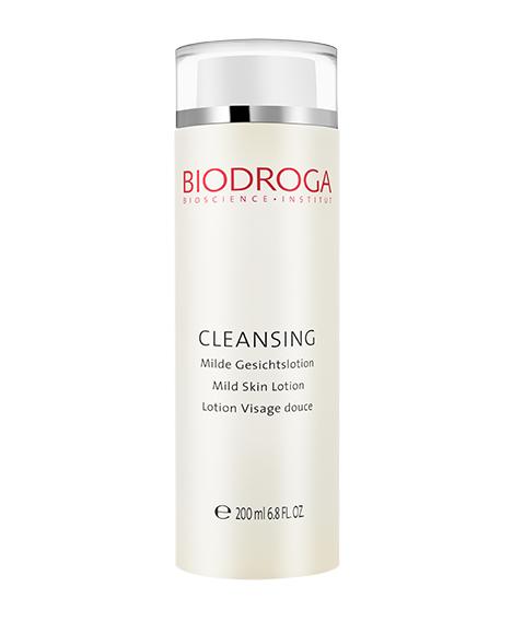 Biodroga Cleansing Milde Gesichtslotion 200 ml