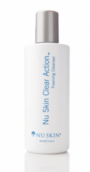 Nu Skin Clear Action Foaming Cleanser 100 ml