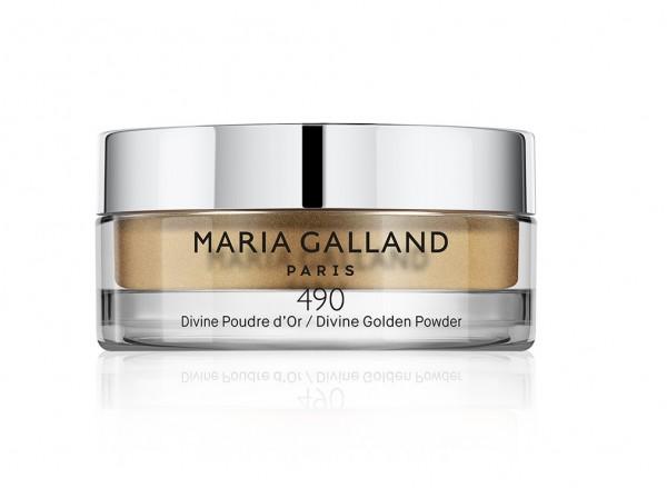 Maria Galland 490 Divine Poudre D'or 12g