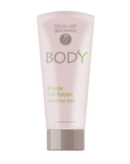 Hildegard Braukmann Body Kräuter Fuß Balsam 100 ml