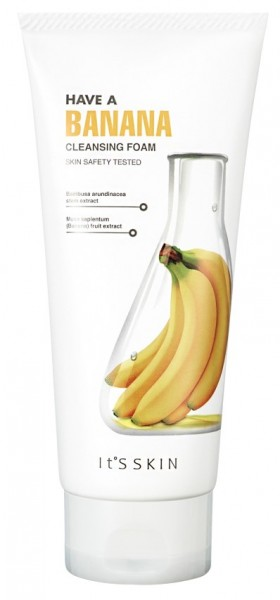It'S SKIN Have a Banana Cleansing Foam 150 ml
