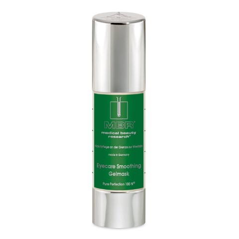 MBR Pure Perfection 100 N® Eyecare Smoothing Gelmask 30 ml